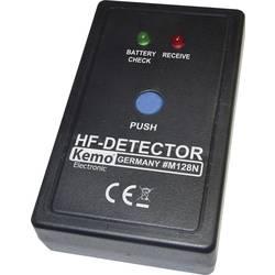 Detektor HF (mini sledovací zařízení) Kemo M128N, stavebnicový díl, 9 V/DC