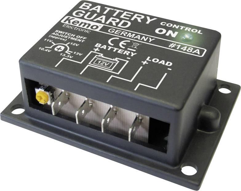 Hlídací modul akumulátorů Kemo 12 V/DC