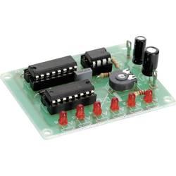 6kanálové běžící LED světlo, 6 - 15 V/DC