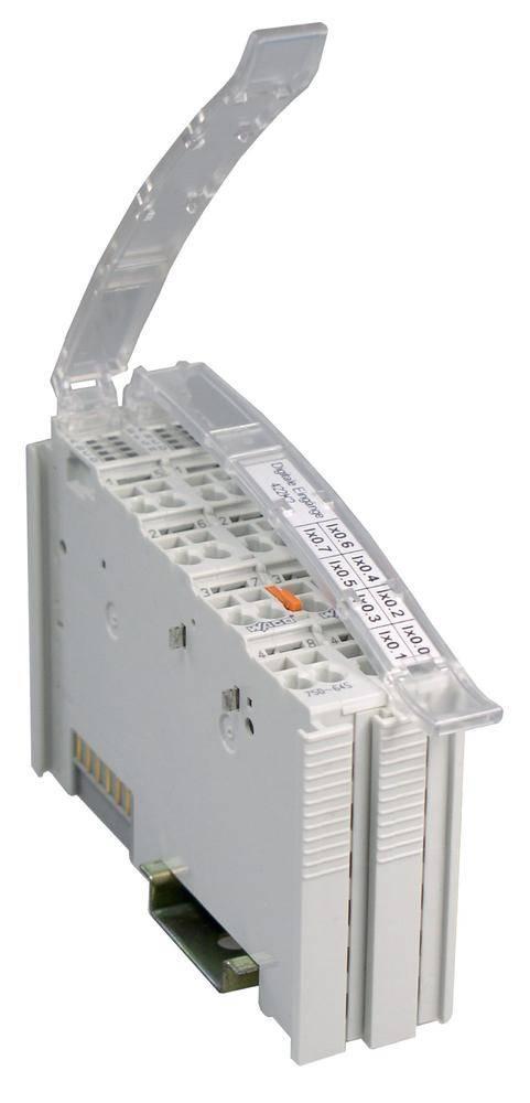 Koncová svorkovnice pro PLC WAGO 750-103