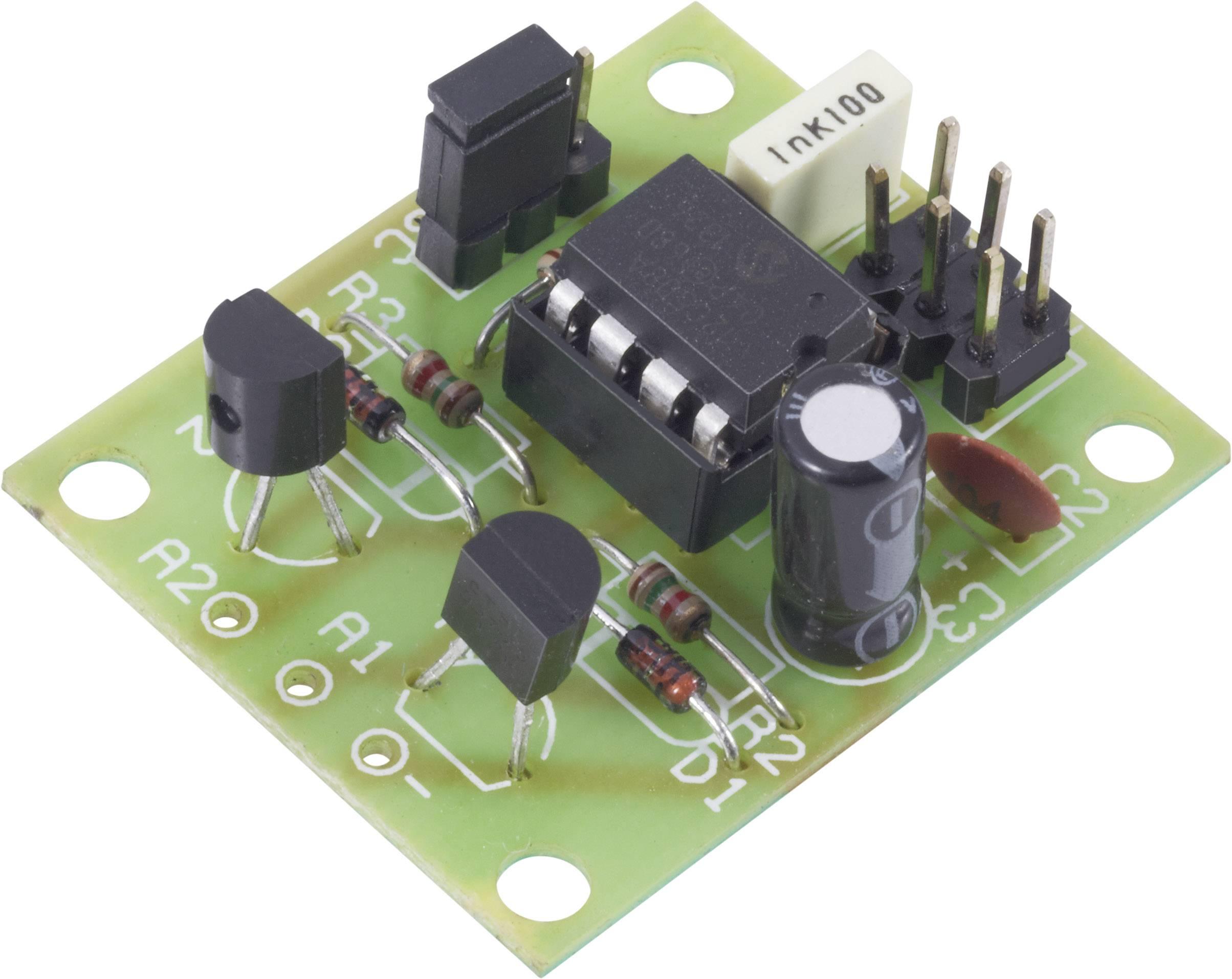 Automatizovaný modul brzdových a couvacích světel, vč. 2kanálového spínače