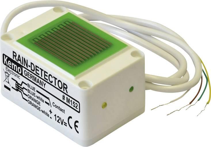 Dešťový senzor Kemo M152, 12 V/DC (modul)