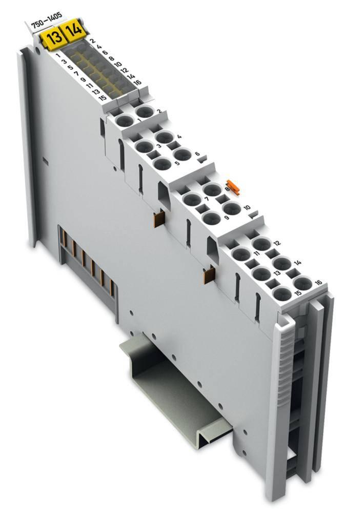 Digitální vstup pro PLC WAGO 750-1405 24 V/DC