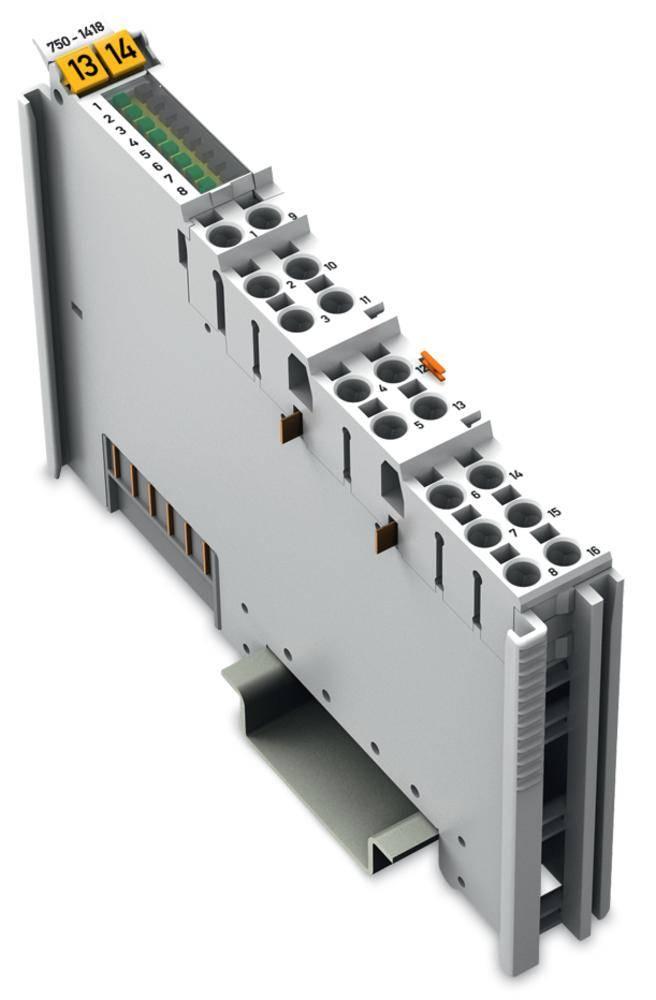 Digitální vstup pro PLC WAGO 750-1418 24 V/DC