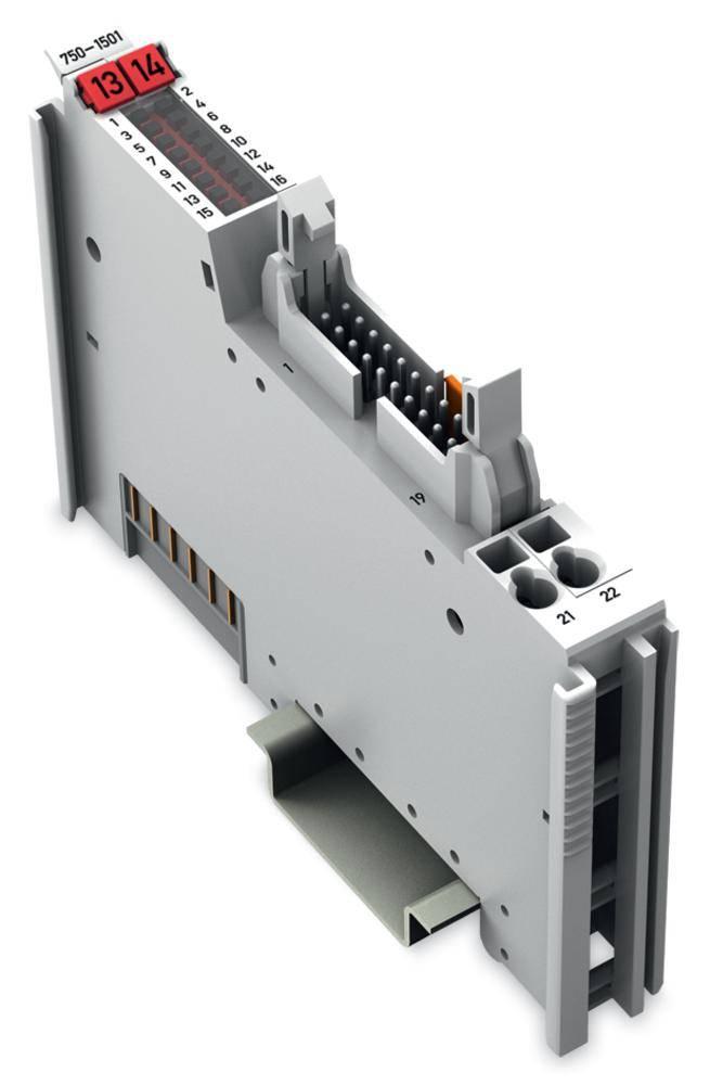 Modul digitálního výstupu pro PLC WAGO 24 V/DC