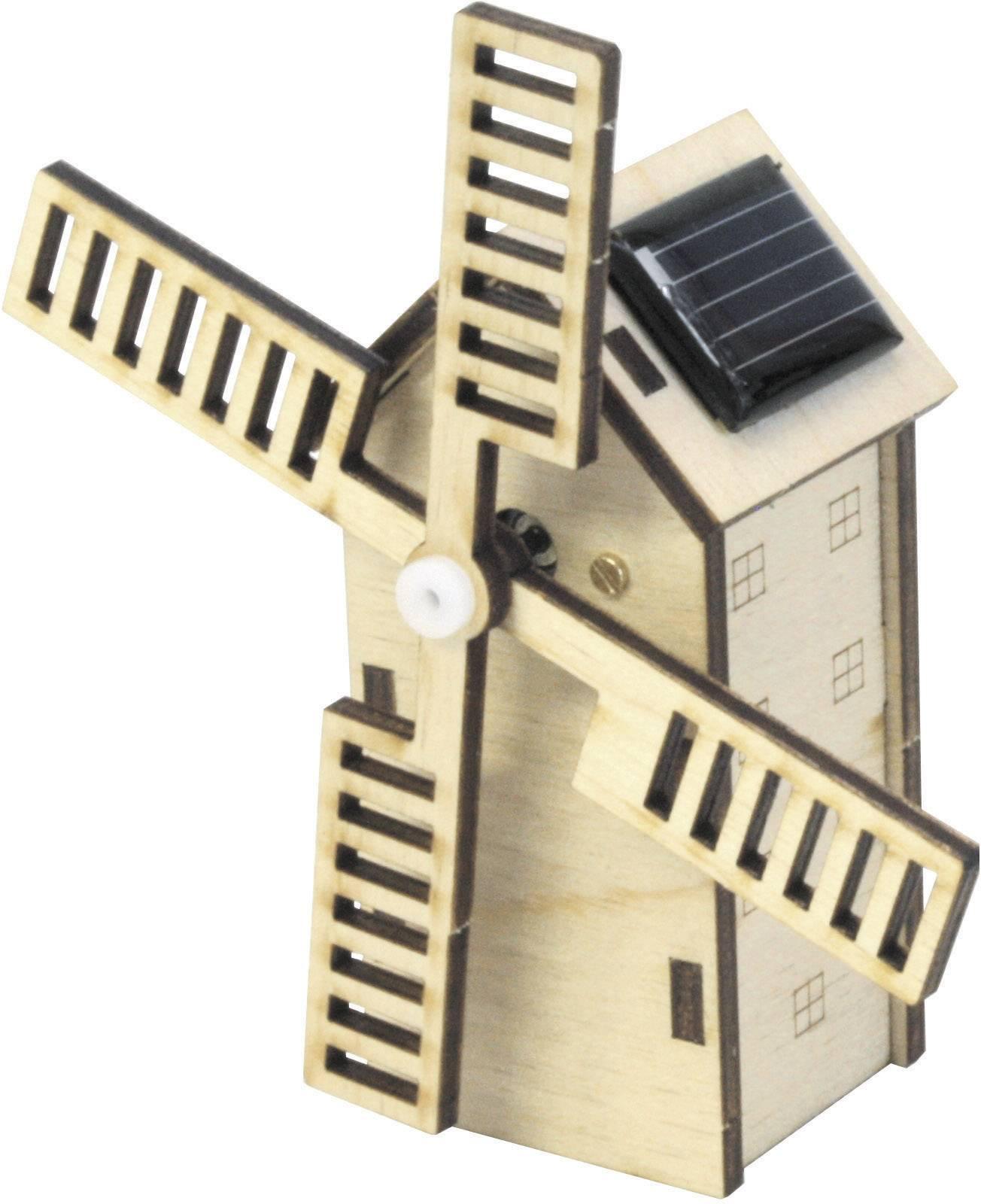 Solární větrný mlýn Sol Expert 40005