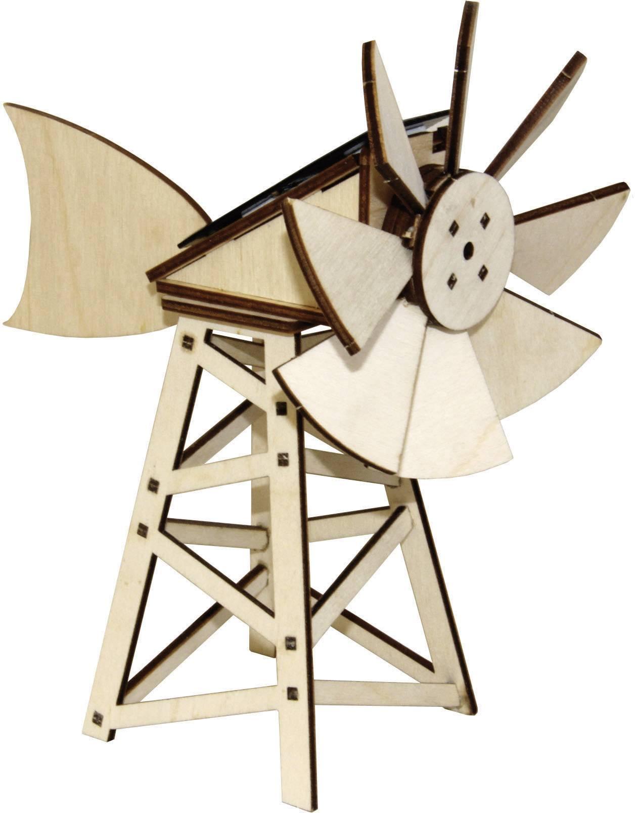 Americký solárno-veterný mlyn Sol Expert