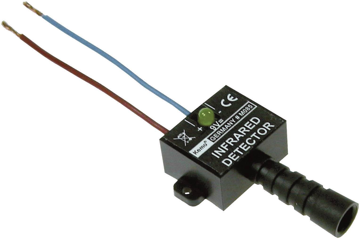 Infračervený detektor