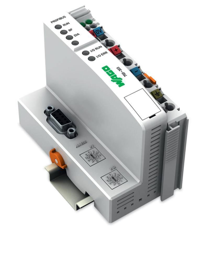 Přípojka sběrnice pro PLC WAGO 750-303 24 V/DC