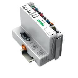 SPS fieldbus connector WAGO FC PROFIBUS G1 12MBd 750-303, 24 V/DC
