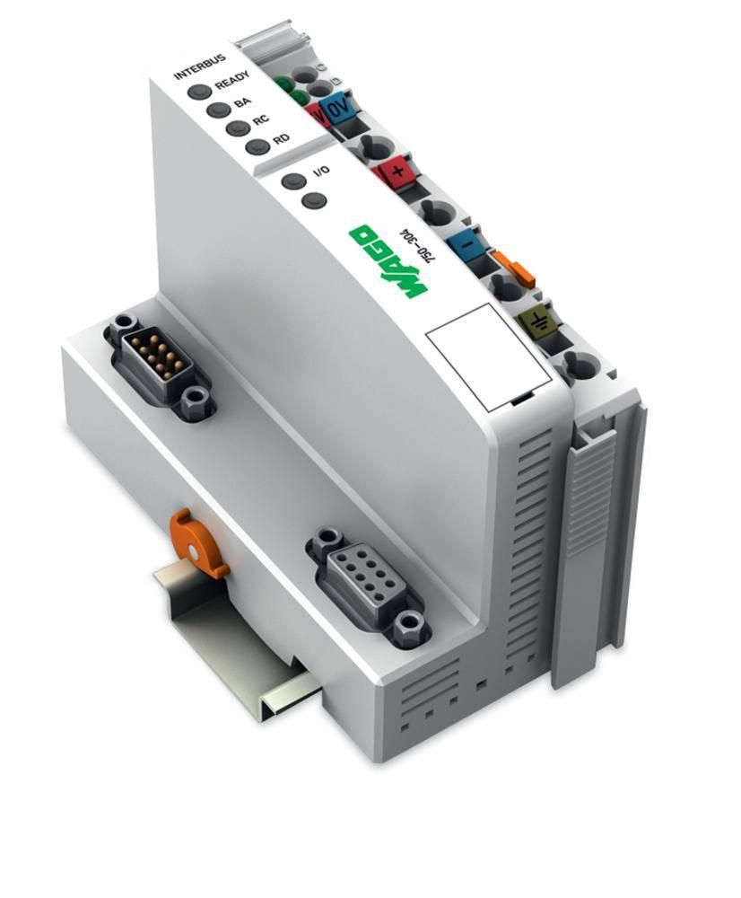 Přípojka sběrnice pro PLC WAGO 750-304 24 V/DC