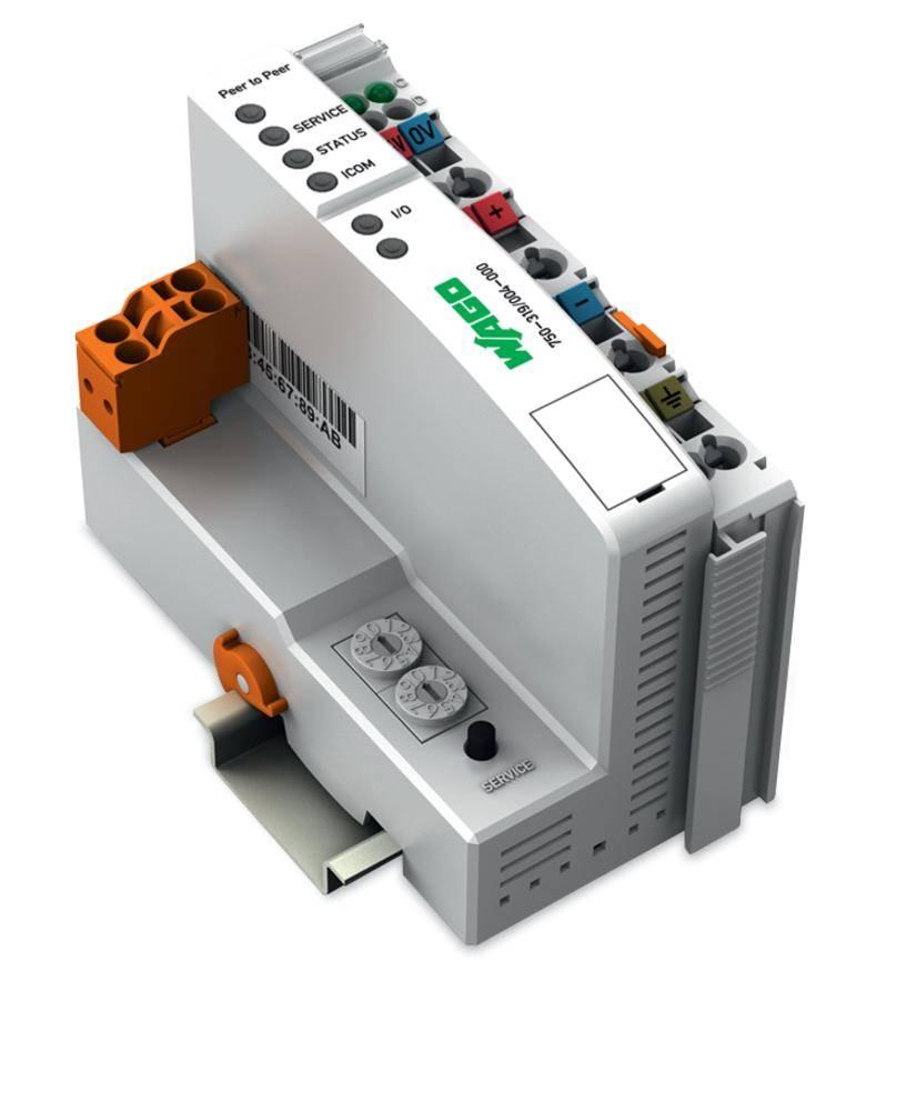 Přípojka sběrnice pro PLC WAGO 750-319/004-000 24 V/DC