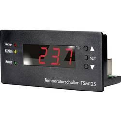 Stavebnice regulátorov teploty