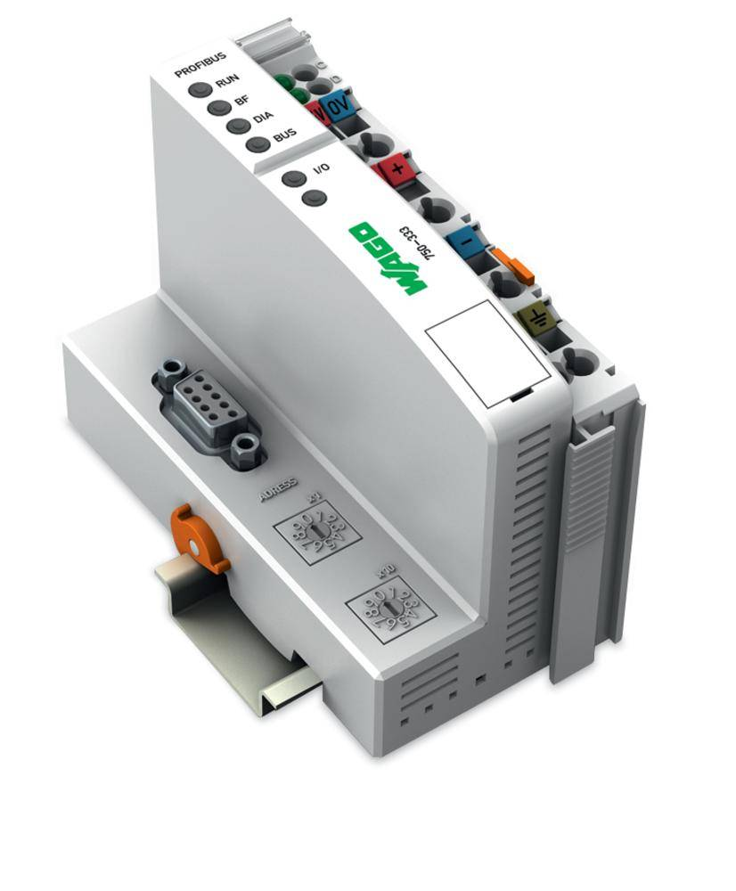 Přípojka sběrnice pro PLC WAGO 750-333/025-000 24 V/DC