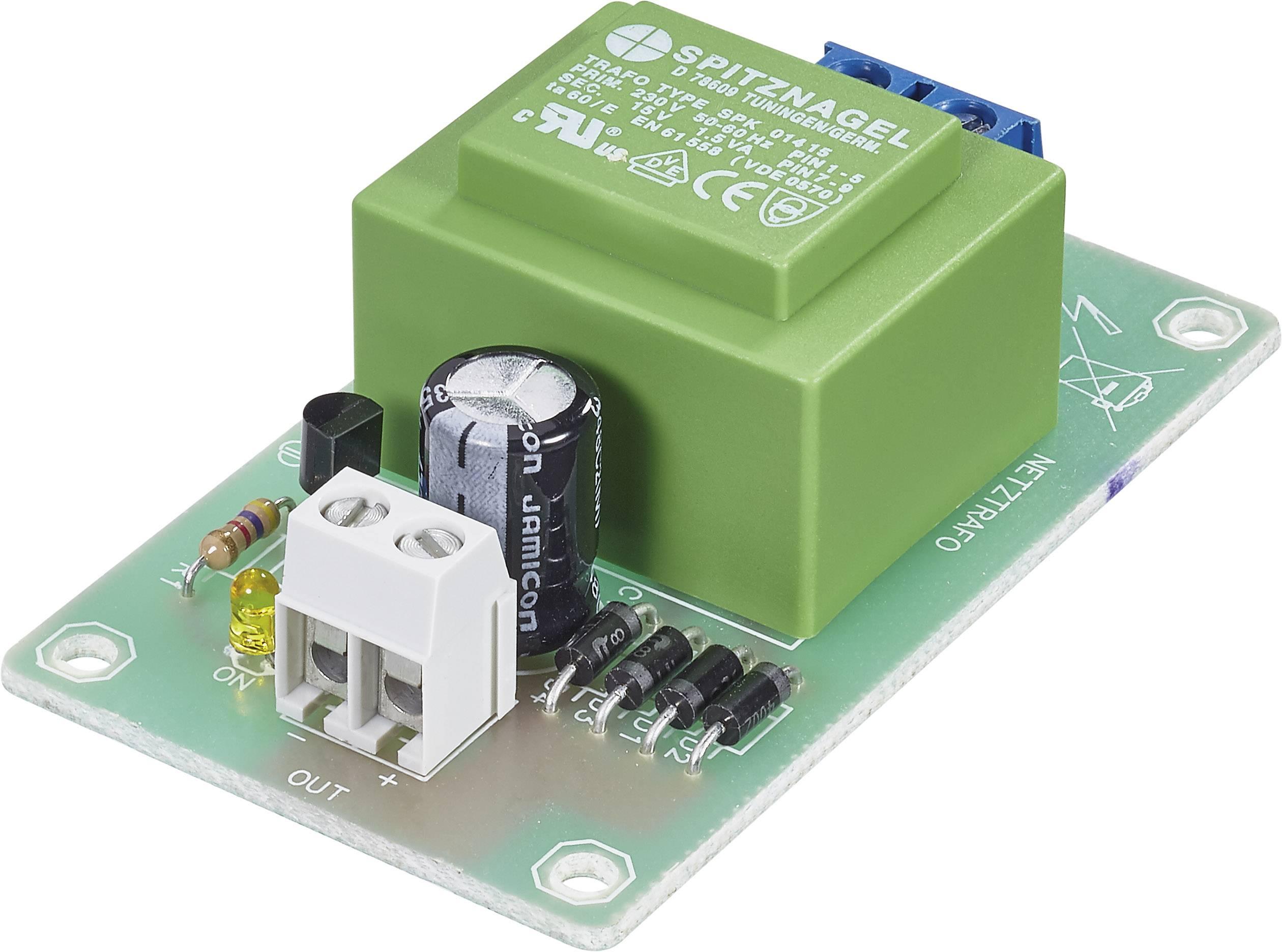 Modul proudového zdroje 12 V/85 mA (sestaveno)