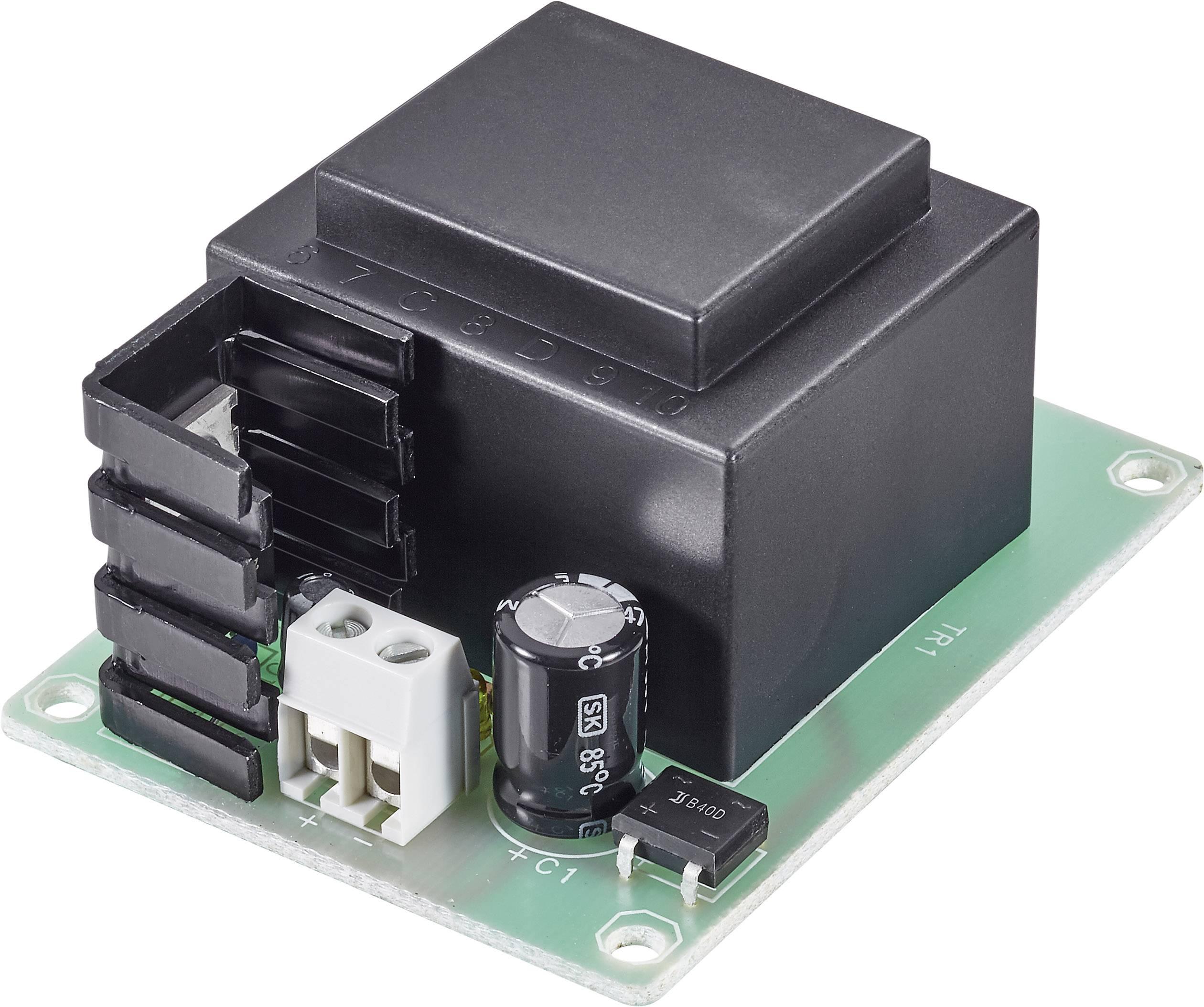 Modul proudového zdroje 12 V/250 mA (sestaveno