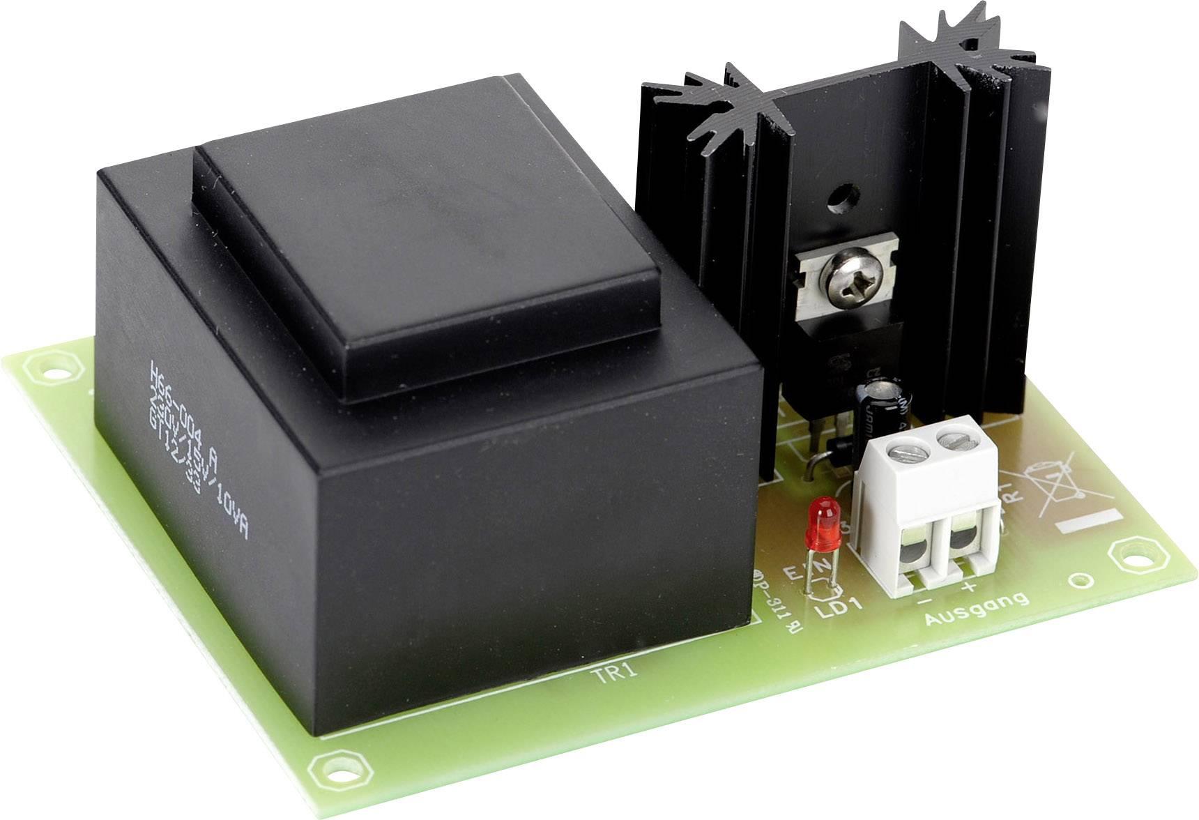 Modul proudového zdroje 12 V/500 mA (stavebnic