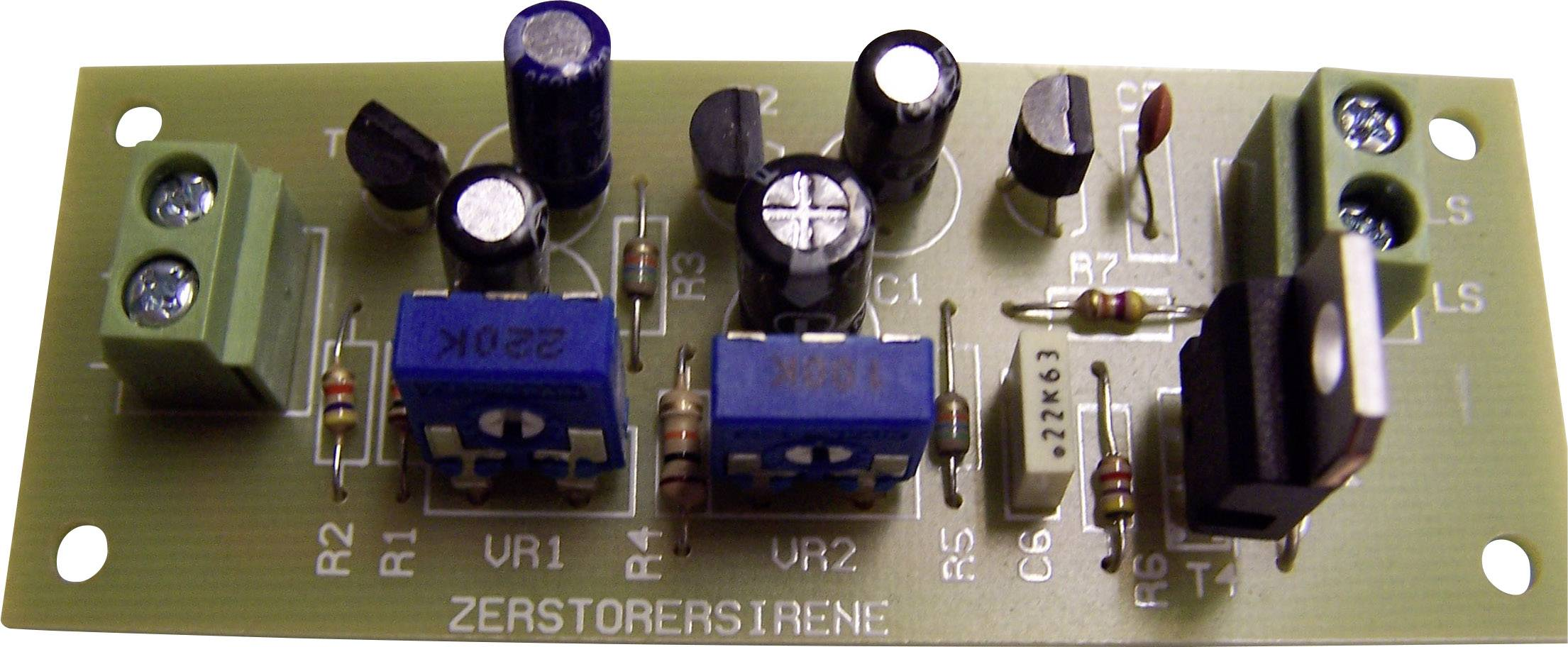 Audio modul 190900, 6 - 12 V