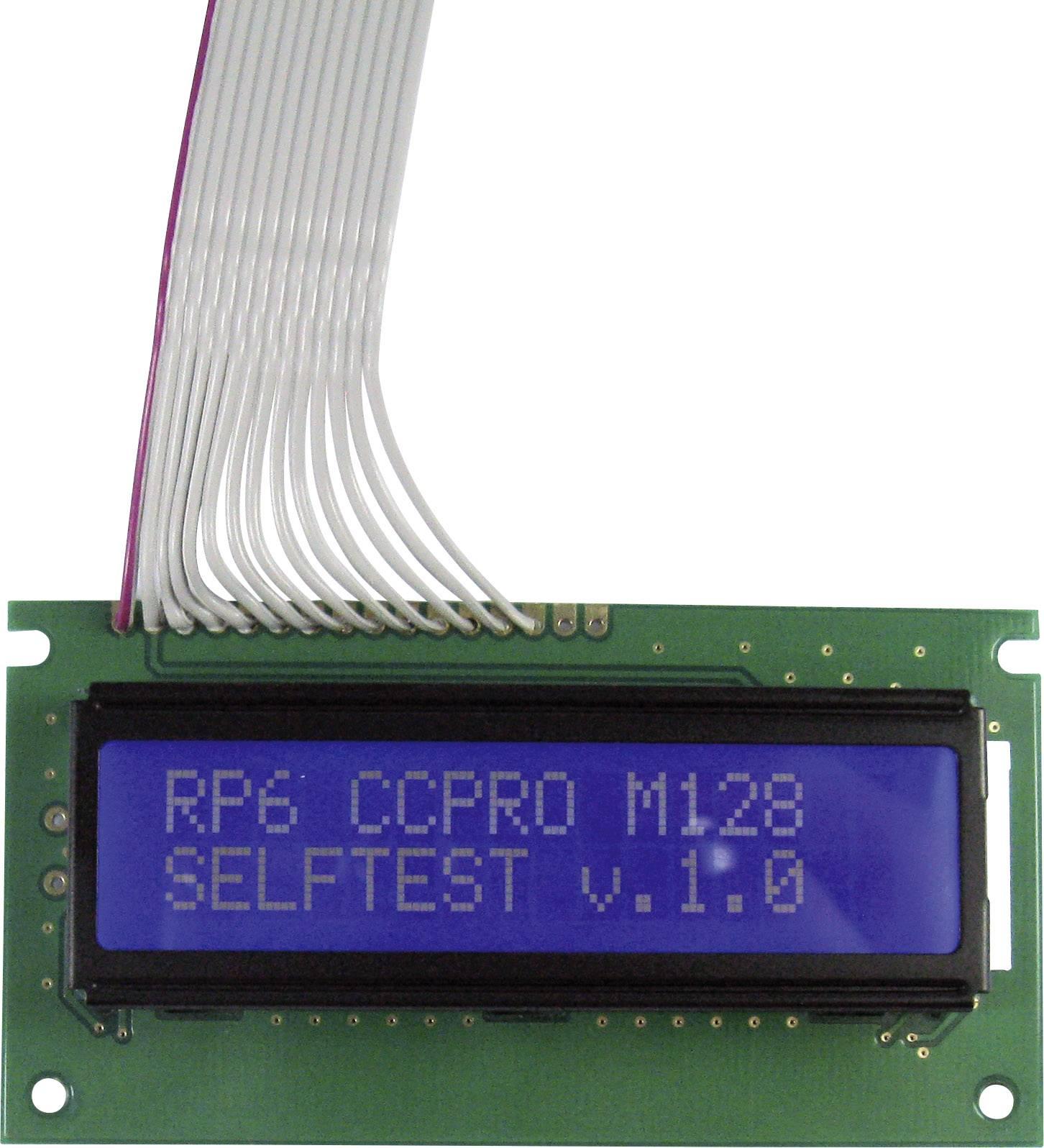 Modul LCD displej Arexx RP6 Display 190911 Vhodný pre: RP5