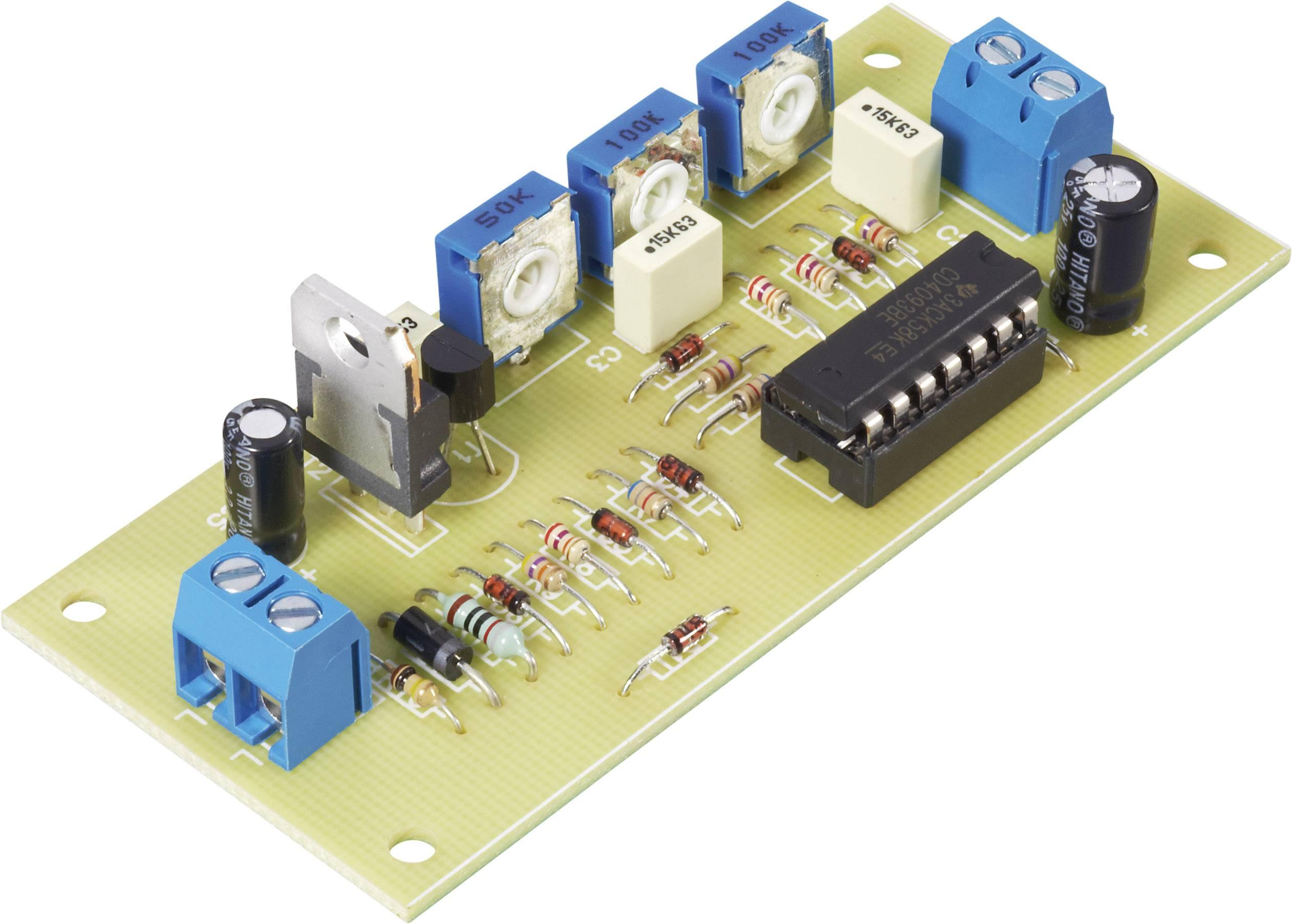 Audio modul Modelcraft 190918, 6 - 12 V