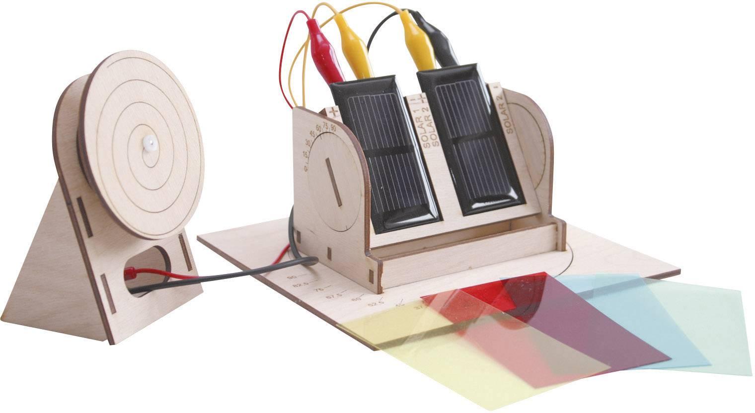 Solárna experimentálna stavebnica Sol Expert New Generation
