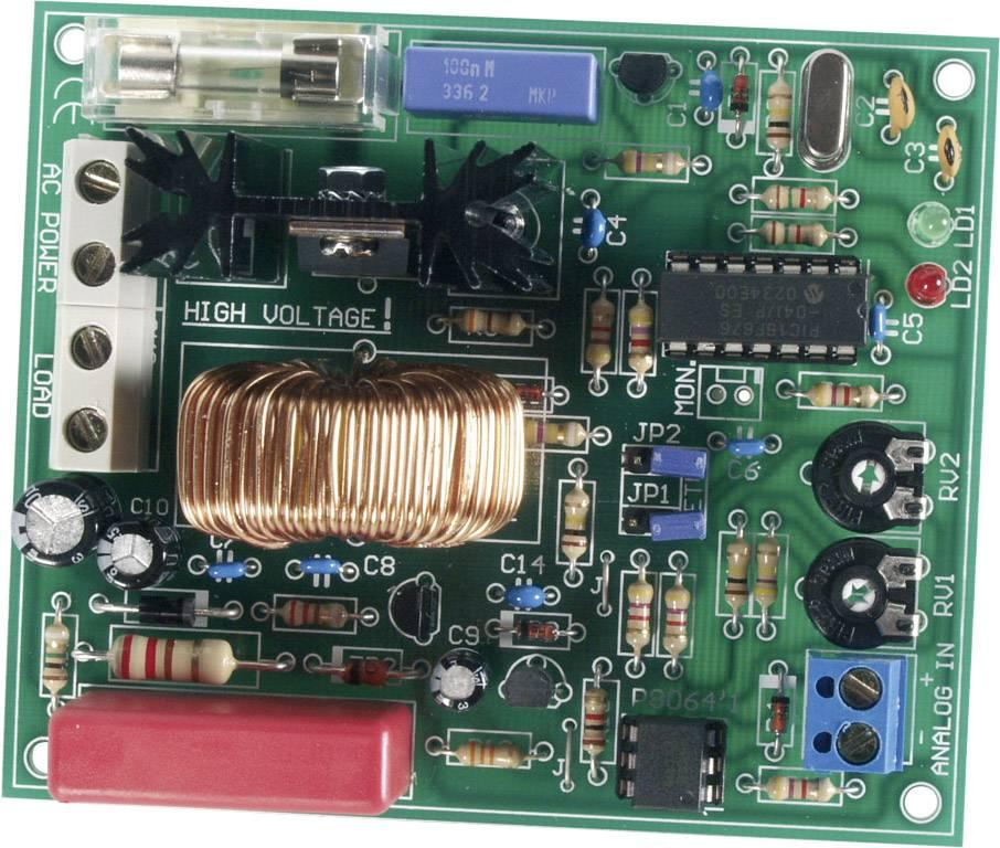 Stmievač stavebnica Velleman K8064, 230 V/AC