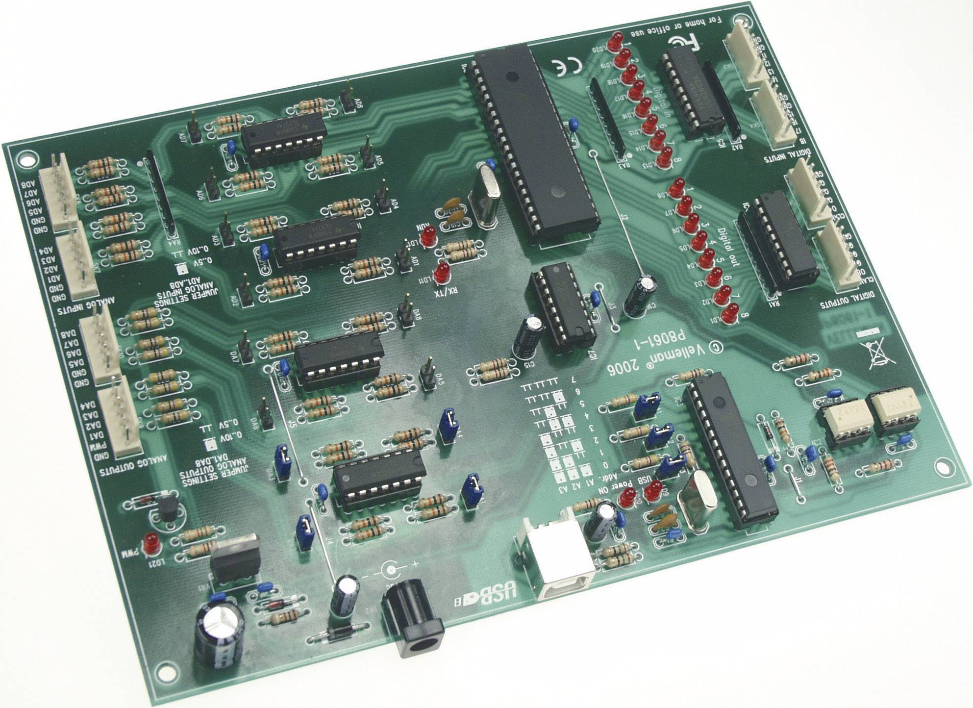 USB-karta rozhrania