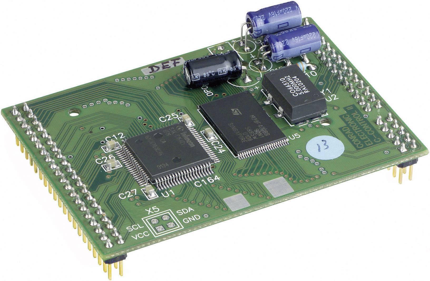 Hlavná jednotka II C-Control, 8 - 24 V/DC