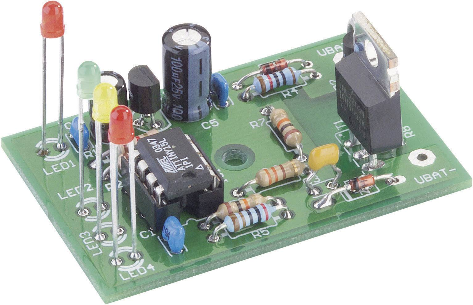 Aktivátor olověných akumulátorů H-Tronic, 52 x 34 x 28 mm, 12 V/DC
