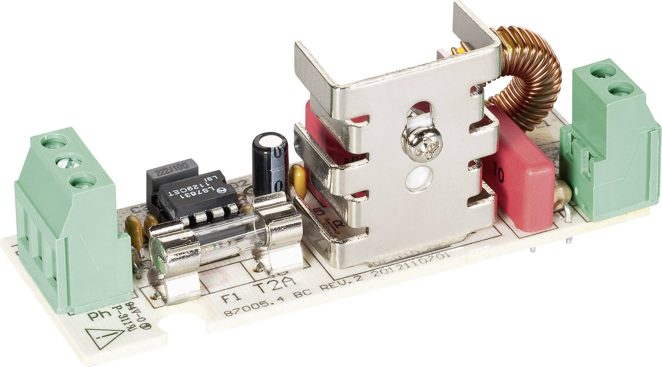 Dotykové zařízení na stmívání světla Conrad, funkce 1 + 2, 230 V/AC, 40 - 300 W