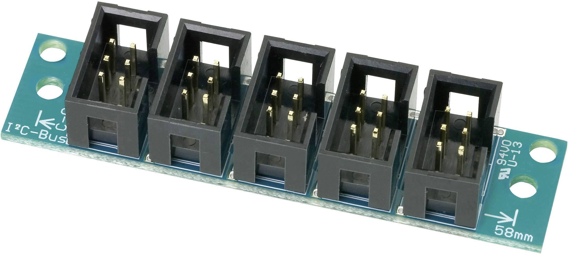 Rozvodová doska Passiv C-Control I²C-Bus