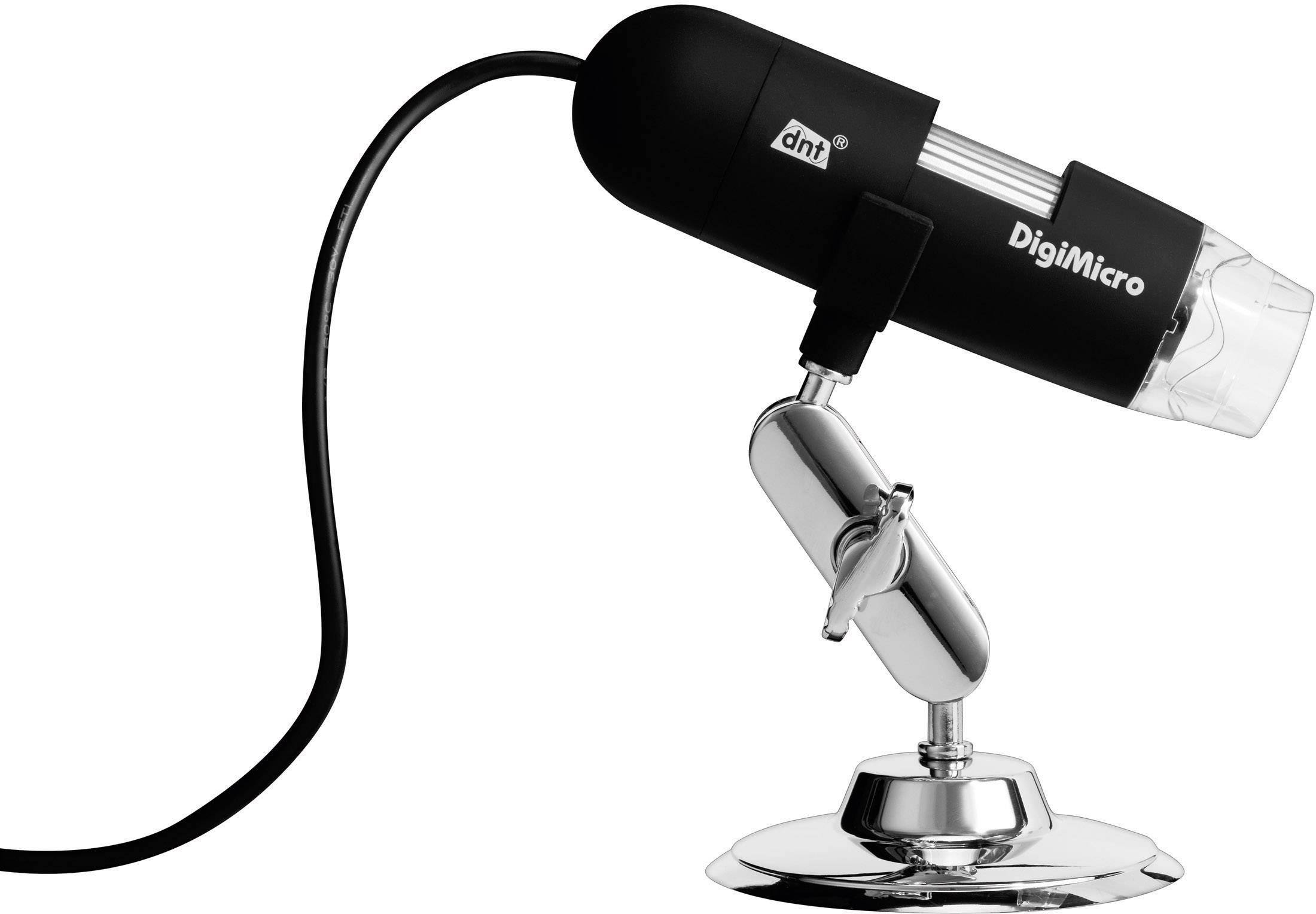 USB mikroskopy