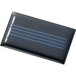 Miniaturní solární články 0.5 v/100 mA Conrad Components YH-26X46, 0,5 V, 100 mA