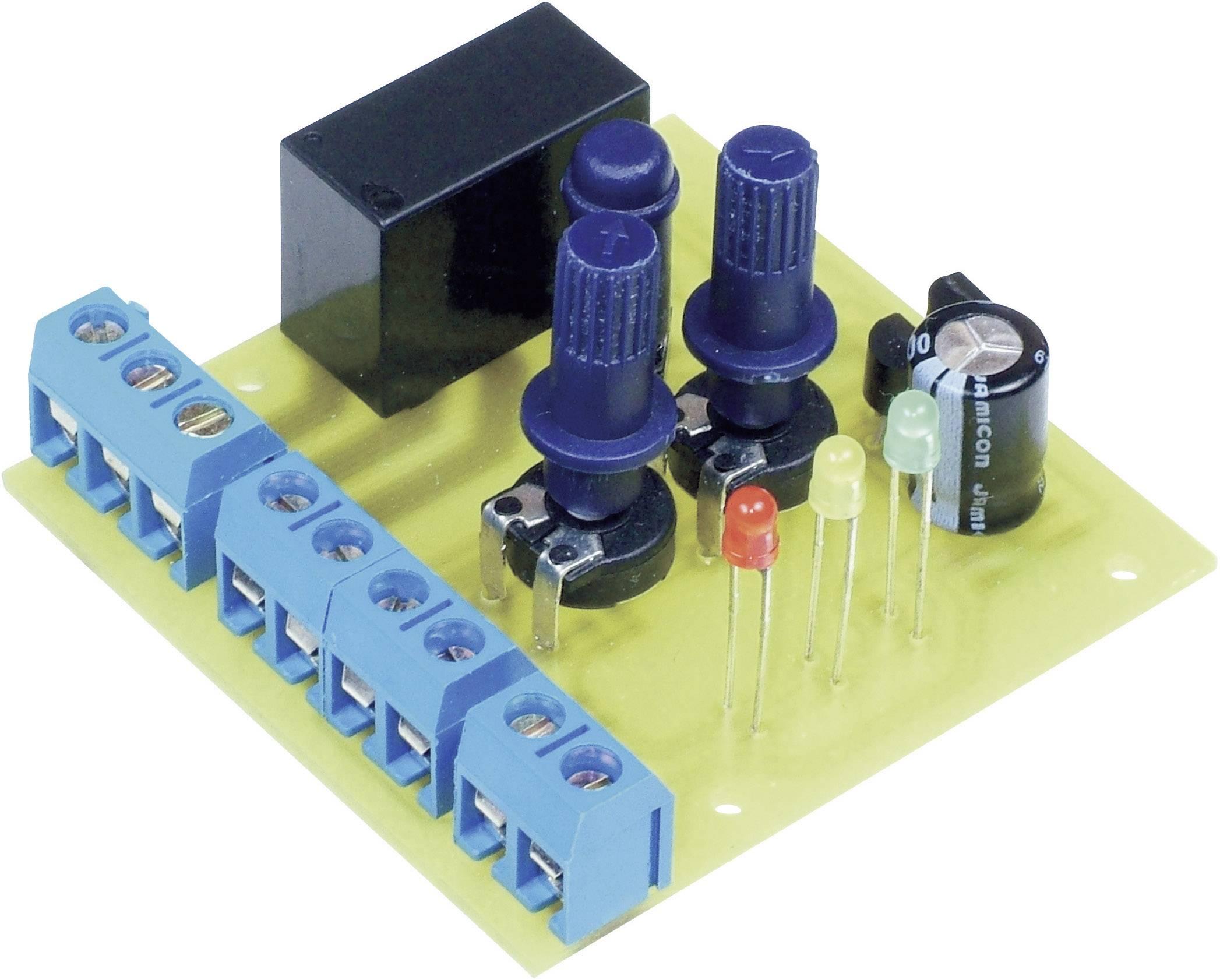 Miniaturní alarm TowiTek, 51 x 50 x 20 mm (modul)