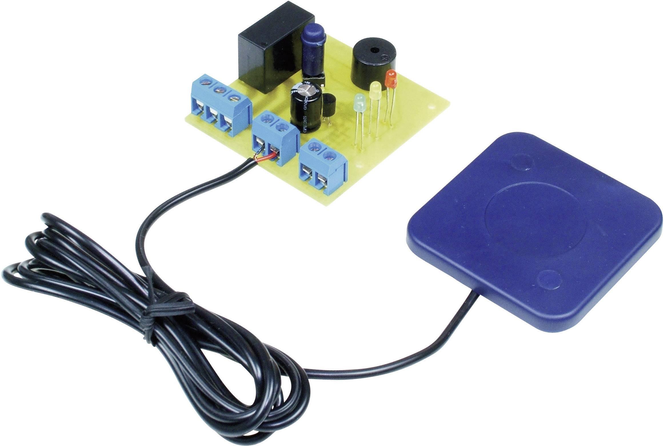 Kontrola RFID prístupu TowiTek BST, Počet transpondérov (max.): 50, 12 V/DC, 9 V/AC, 12 V/AC, hotový modul