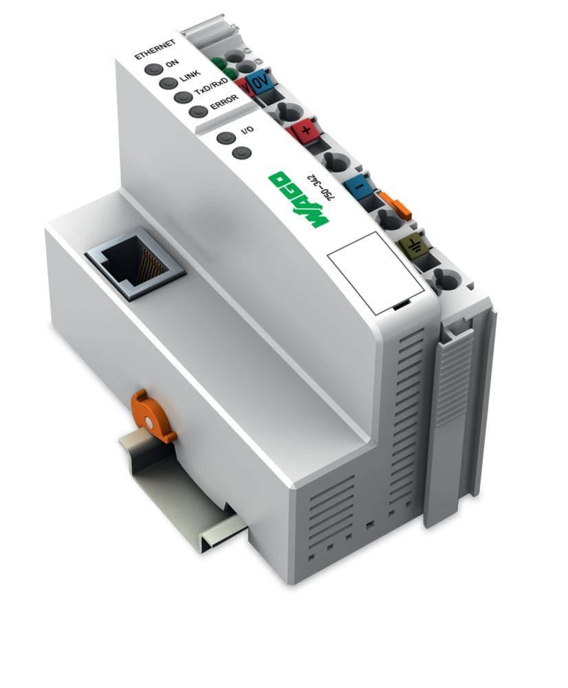 Přípojka sběrnice pro PLC WAGO 750-342 24 V/DC