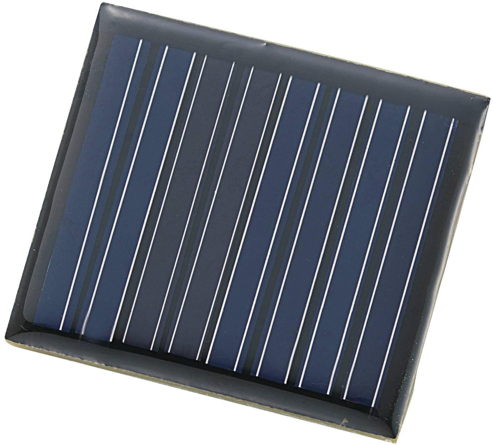 Miniaturní solární panel Conrad Components YH-39X35, 4 V, 35 mA