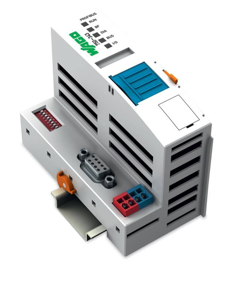 Přípojka sběrnice pro PLC WAGO 750-343 24 V/DC