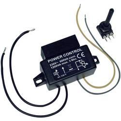 Regulátor výkonu 230V/AC Conrad výstup 600 VA, Max. 1200 VA, modul