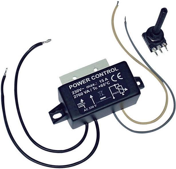 Regulátor výkonu 230 V/AC
