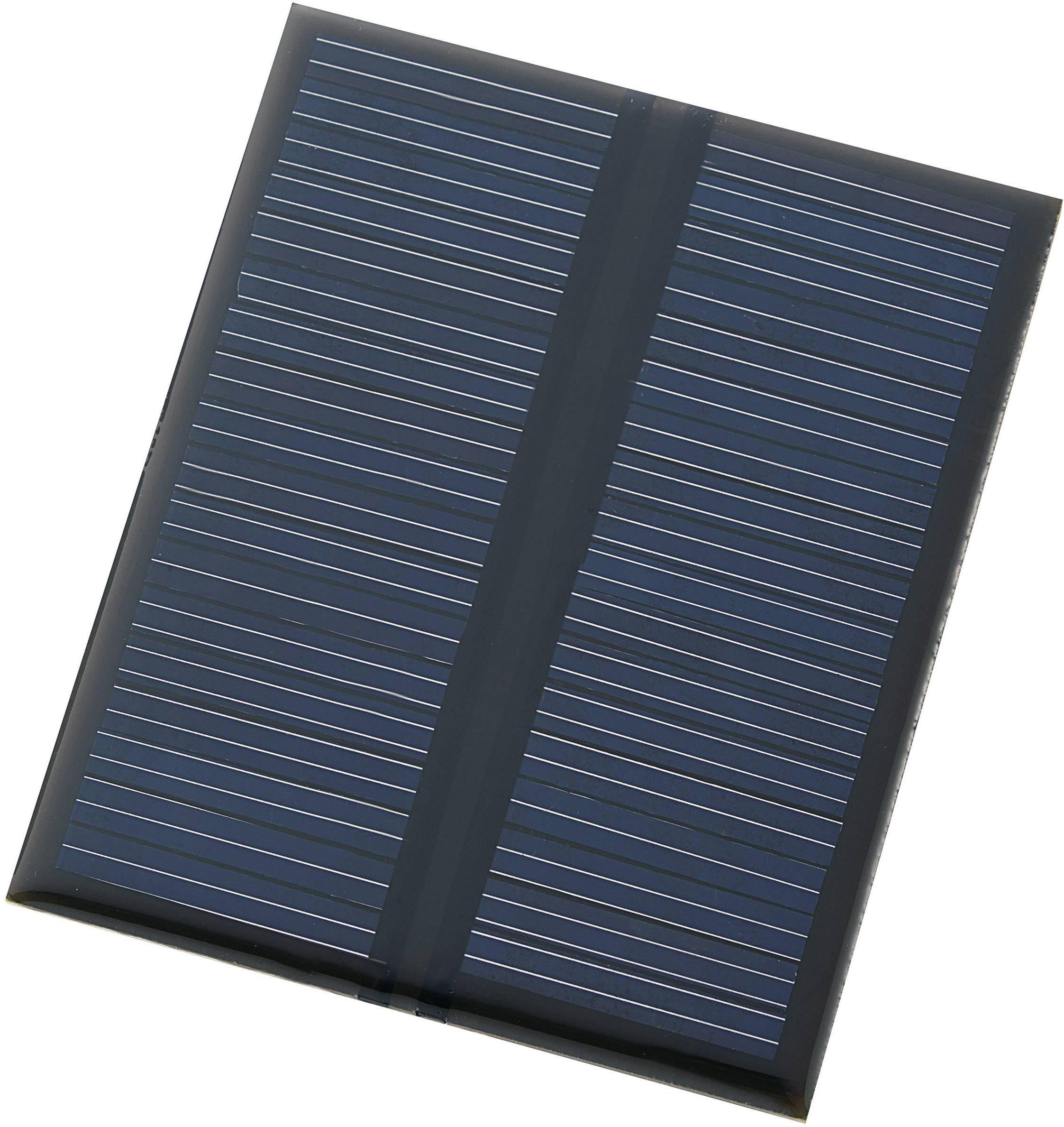 Miniaturní solární panel Conrad Components YH-75X90,18 V, 40 mA