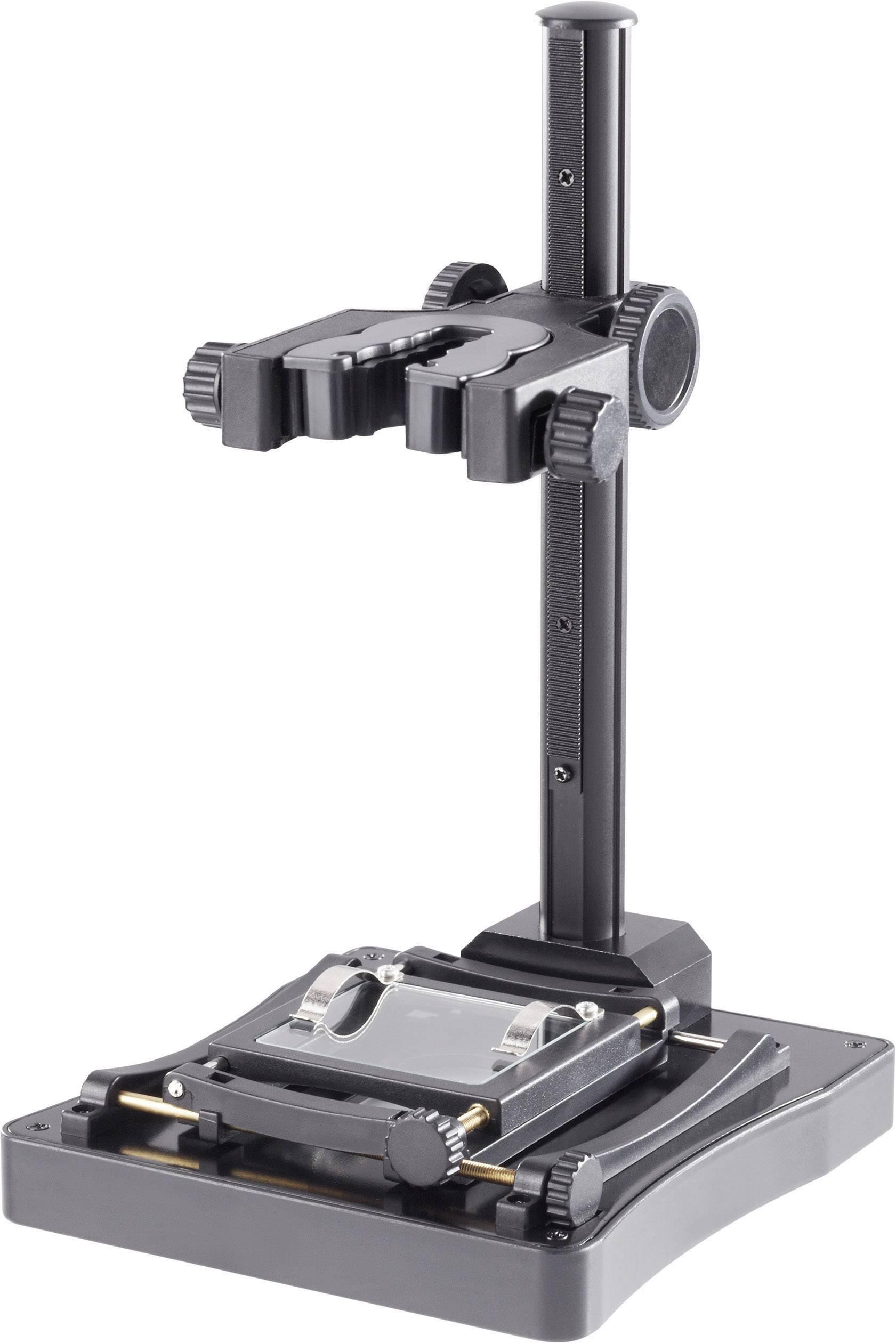 Stativ k mikroskopové kameře sLED osvětlením
