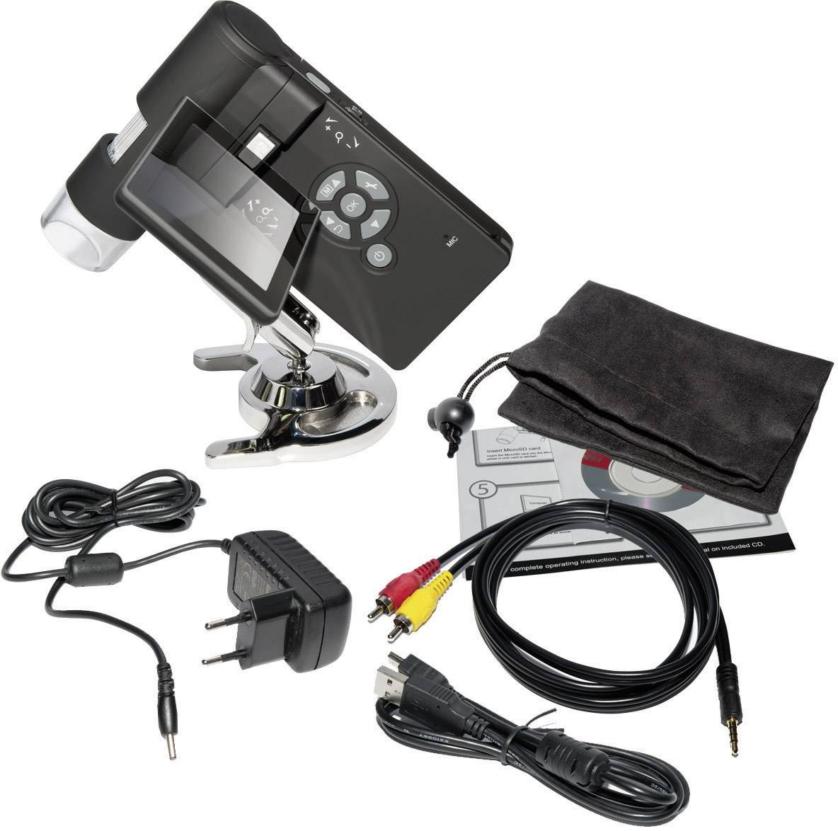 Digitálna mikroskopická kamera DigiMicro Mobile