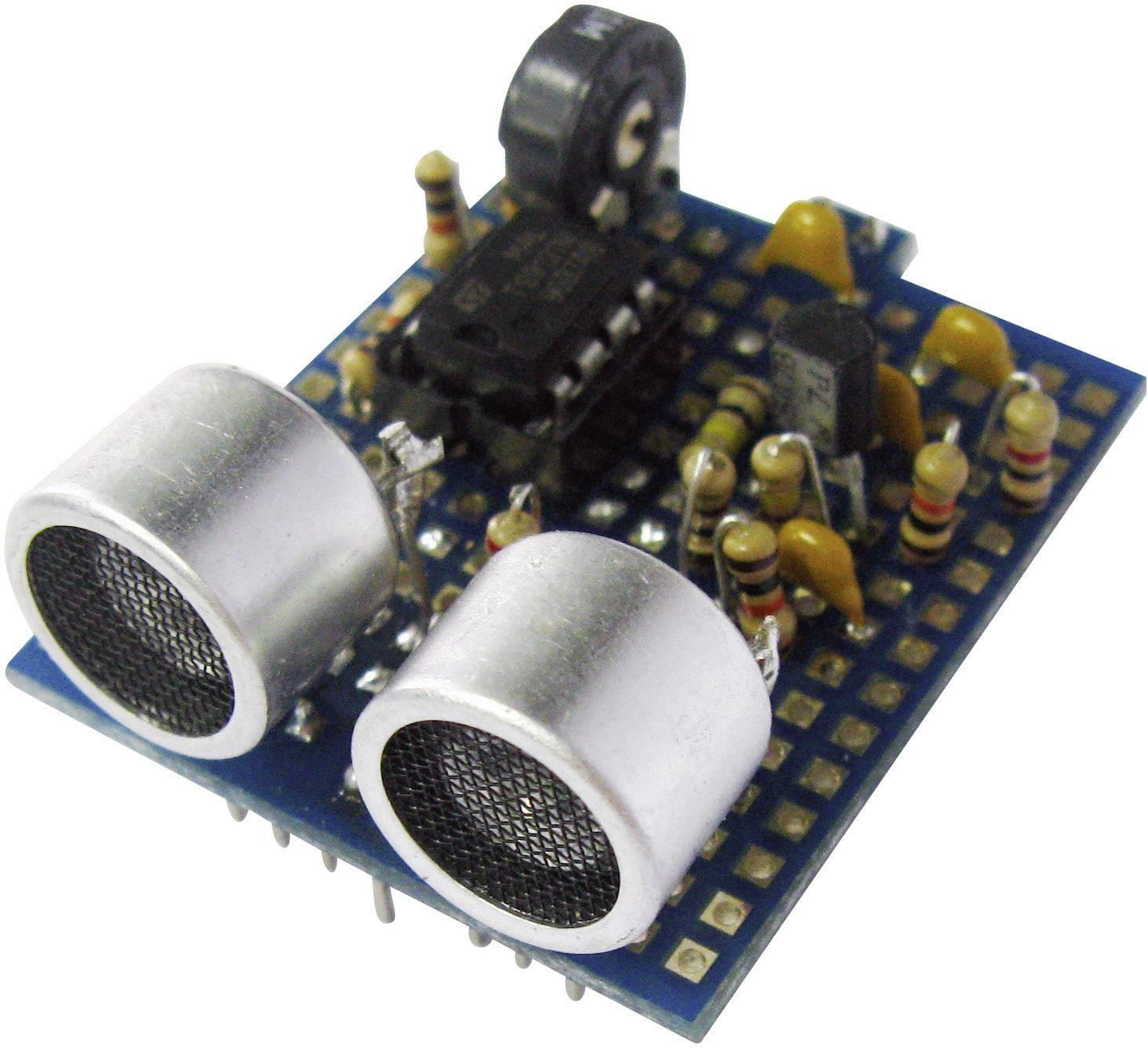 Ultrazvukové senzory ARX-ULT10 pro robota Arexx Asuro ARX-03