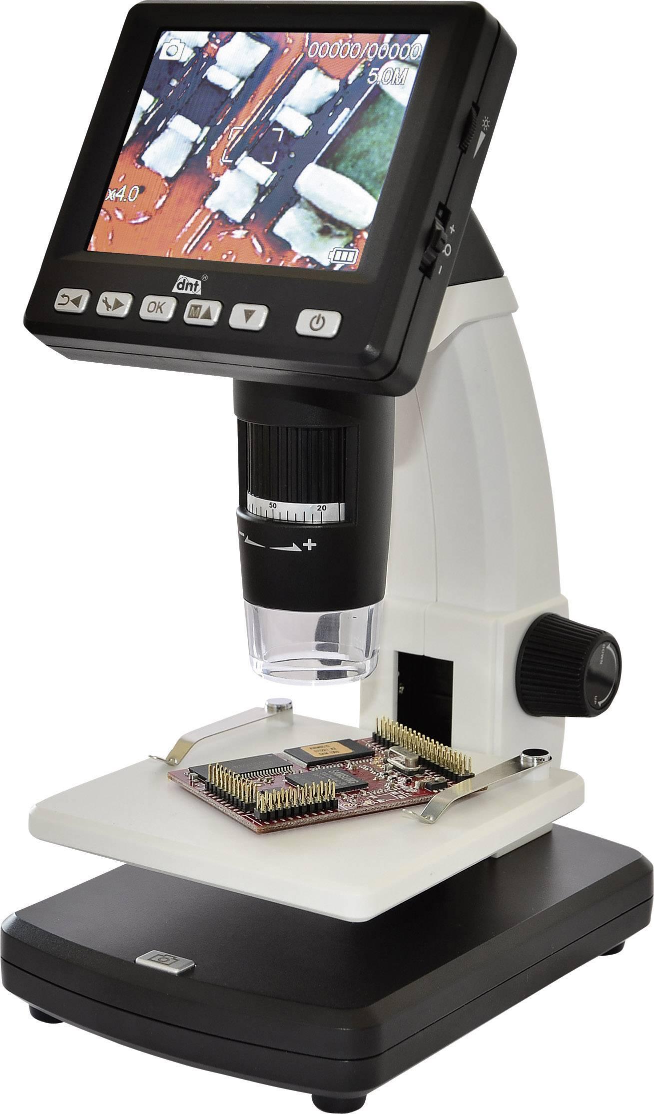 Mikroskopová USB kamera dnt DigiMicro Lab 5.0, 5 Mpx, 20 až 500 x