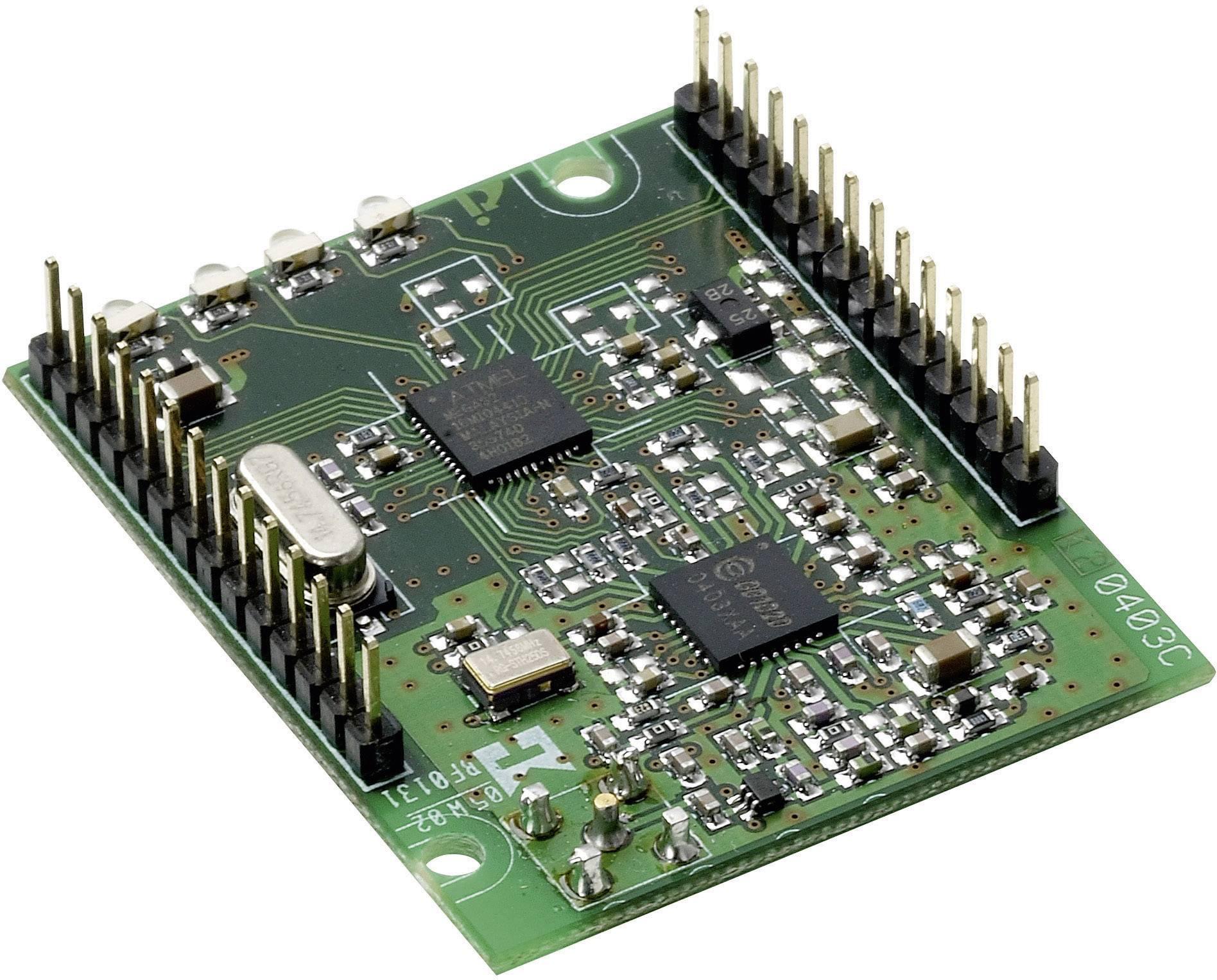 Bezdrátový modul TRL Funksysteme 60001 Max. dosah: 1000 m 5 V/DC