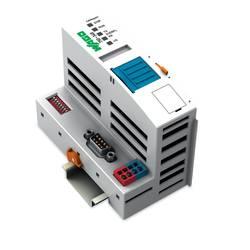 SPS fieldbus connector WAGO FC CANopen DSub ECO 750-348, 24 V/DC