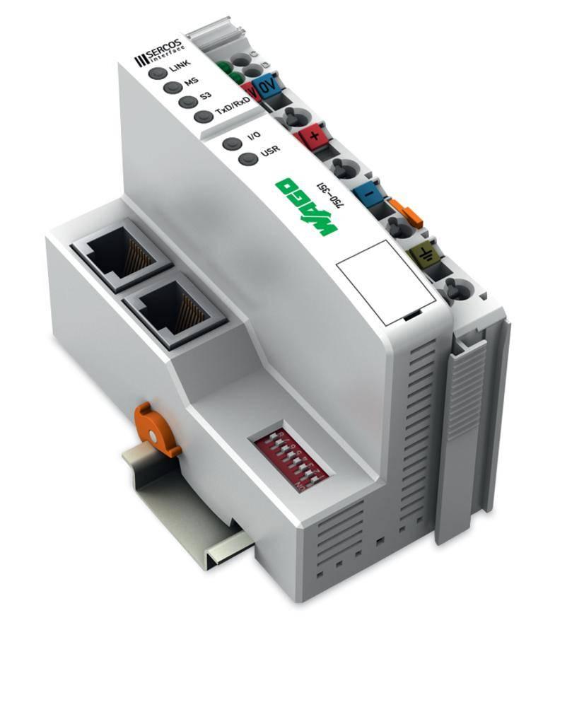Přípojka sběrnice pro PLC WAGO 750-351 24 V/DC