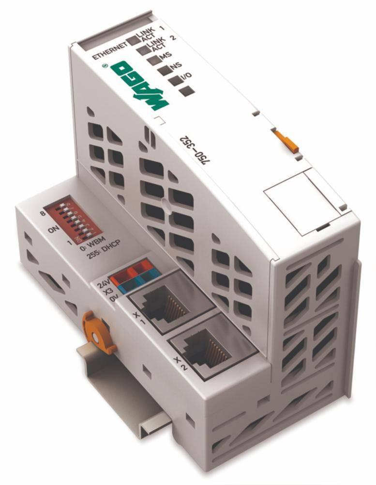 Přípojka sběrnice pro PLC WAGO 750-352 24 V/DC