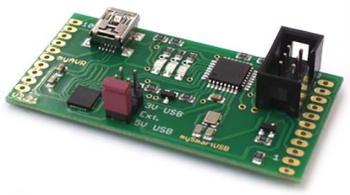 Univerzálny USB programátor myMultiProg MK2, myAVR
